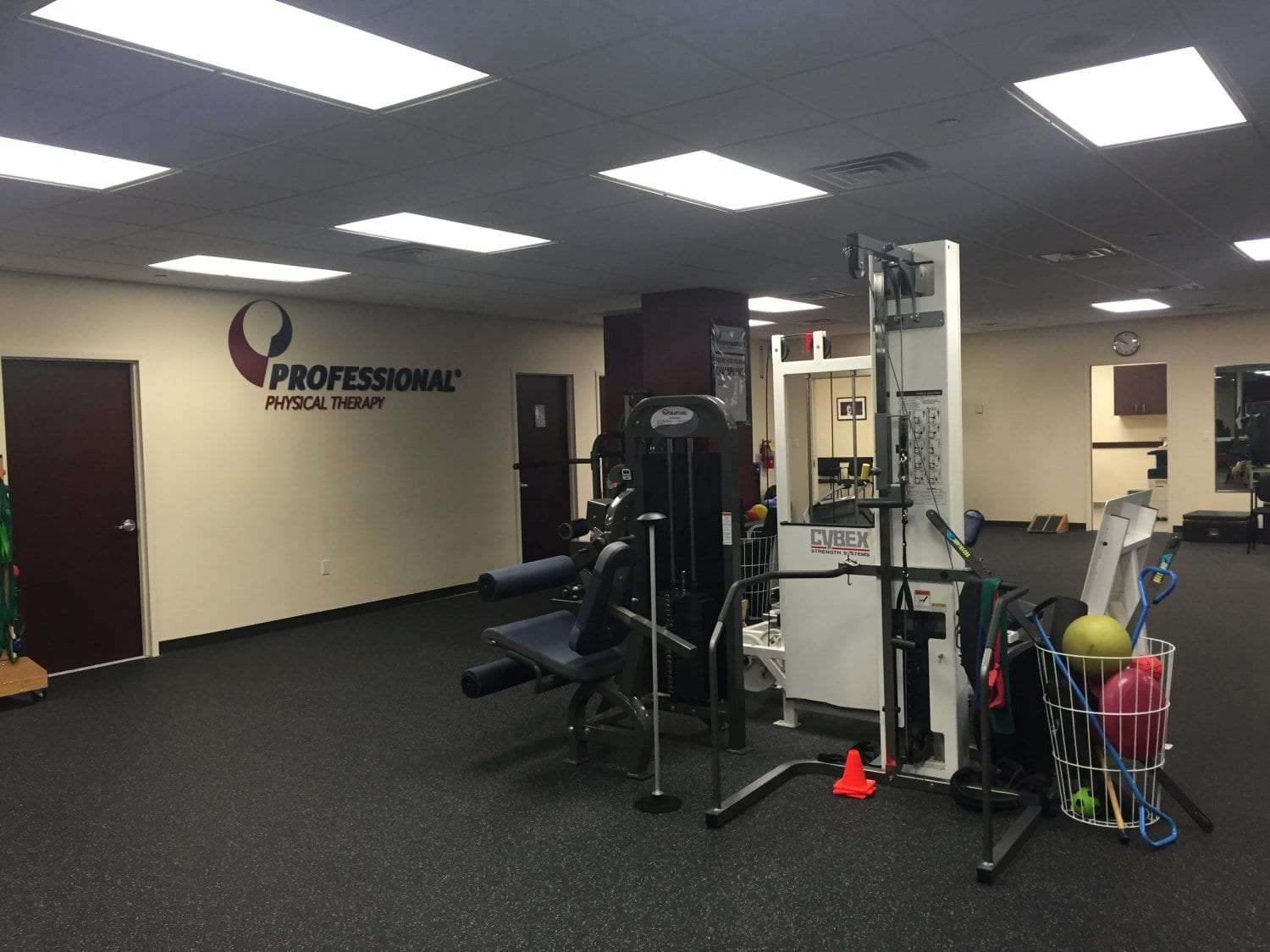 An image of a machine used for physical therapy at our clinic in Bronx, New York.