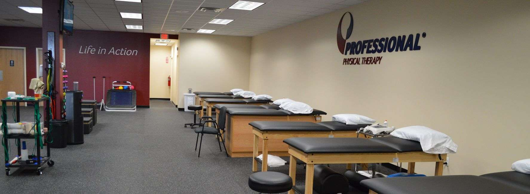 Interior View of Our Physical Therapy Clinic at Baldwin NY