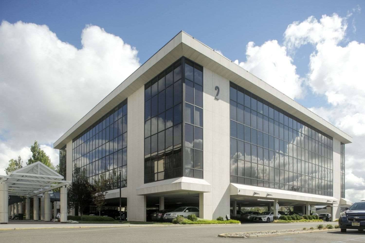 An image of the building where our physical therapy clinic is located in in Clifton, New Jersey.