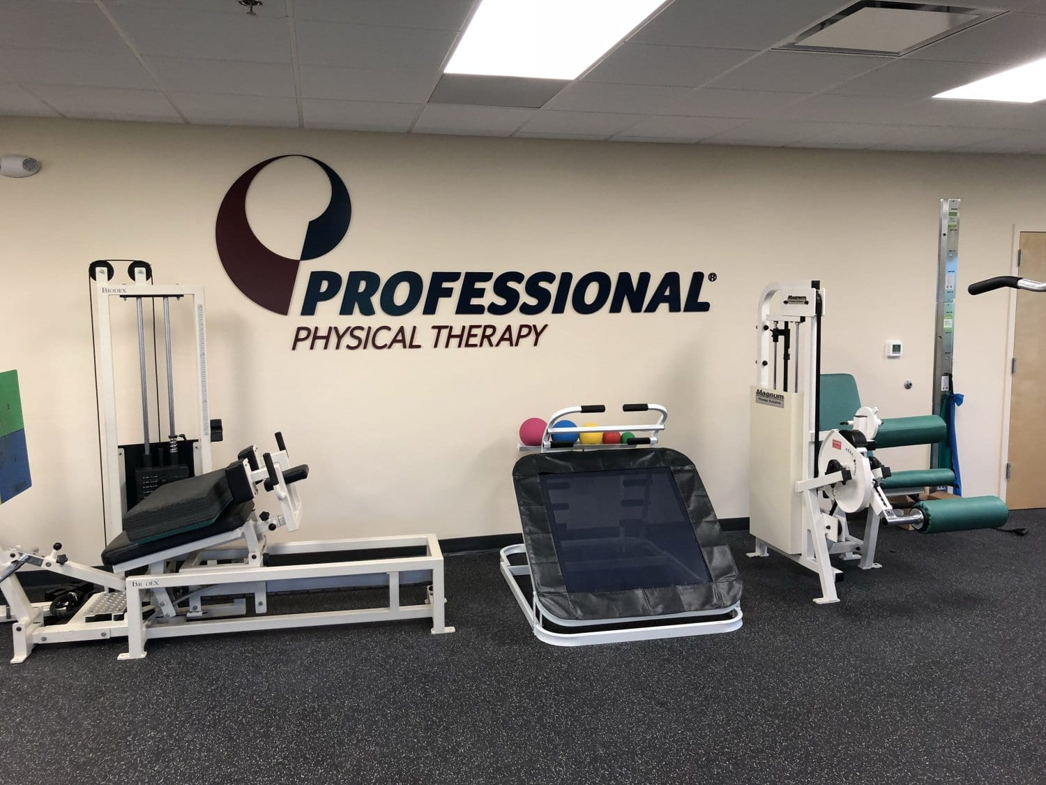 This is an image of equipment used at our physical therapy clinic in Randolph, New Jersey.