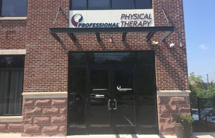 Exterior of our Bridgewater, NJ physical therapy clinic.