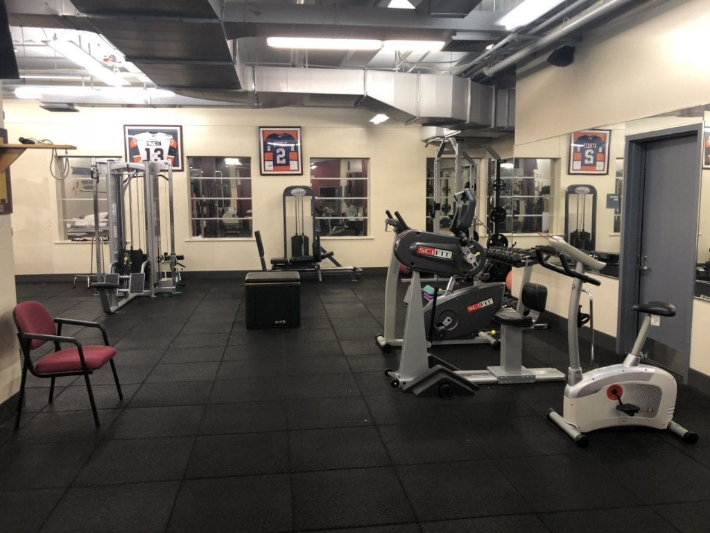 Here is another image of the machines used in physical therapy at our clinic in Melville, Long Island in Suffolk County, New York.