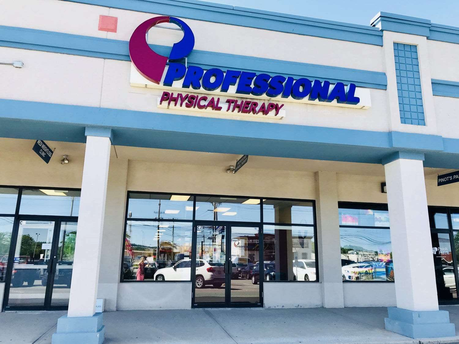 Professional Physical Therapy | Wayne NJ