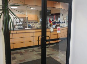 This is an image of the entrance to our physical therapy and hand therapy clinic in Bayside, Whitestone, NY in the Queens area of NYC..