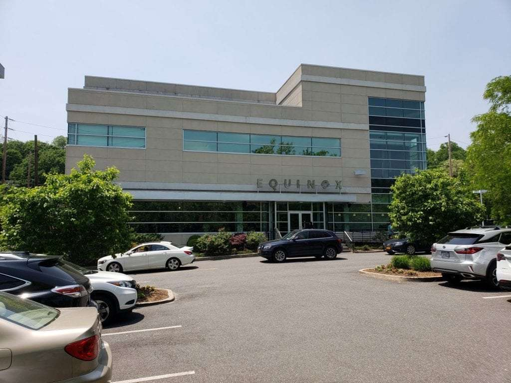 This is a photo of the building where our physical therapy clinic is located in in Great Neck, New York.