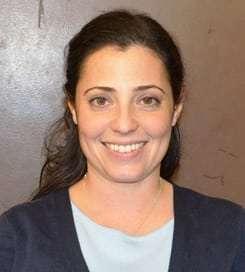 Stacey Taradash (Schreiber), MS ATC