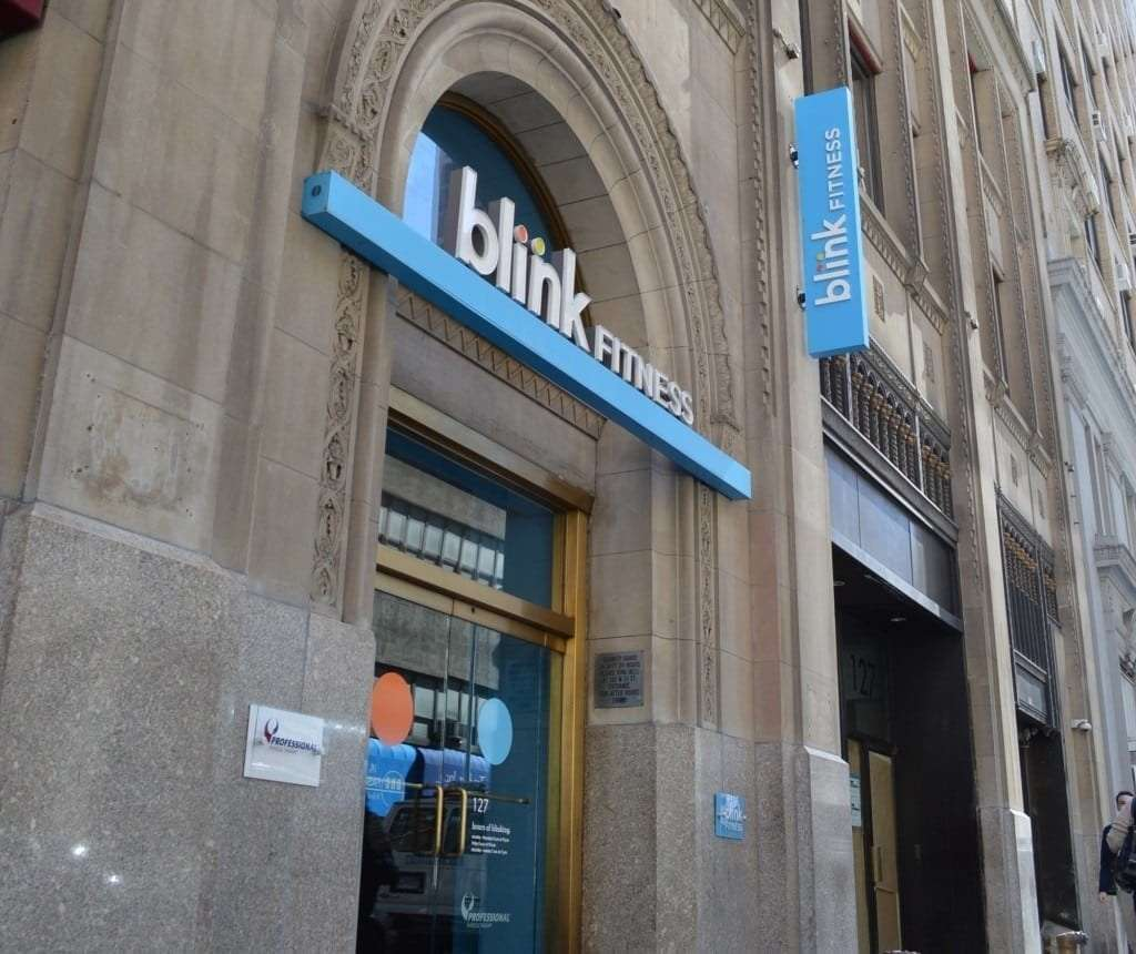 Here is an image of the entrance to our physical therapy clinic in West Pennplaza, New York. The building is located in Midtown West, Manhattan.