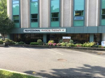 Exterior of our Professional Physical Therapy and sports medicine clinic in Huntington, New York.