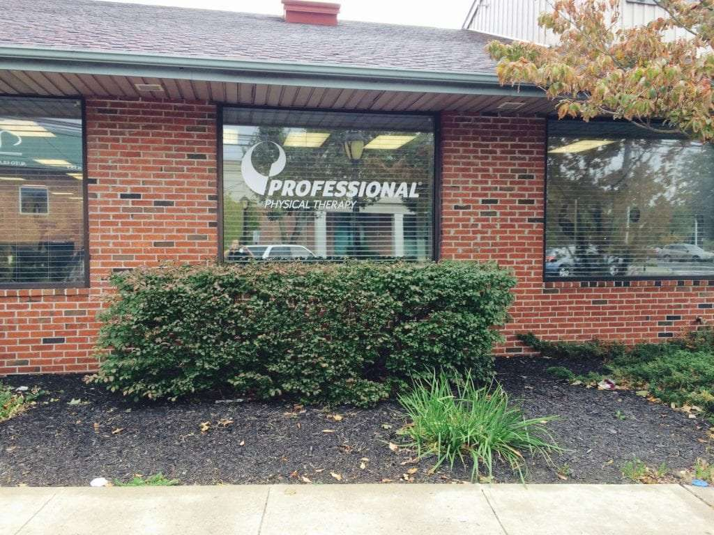 Here is an image of the building our physical therapy clinic is in. This brick building is located in Greenlawn, New York.
