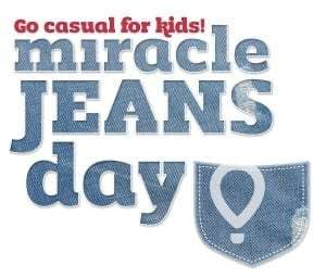 Miracle Jeans Day Logo