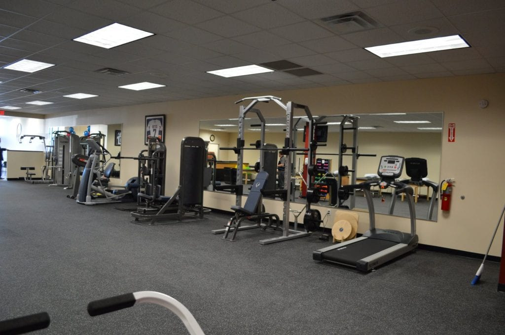 This is a photo pf equipment used in physical therapy at our clinic in Baldwin, New York.