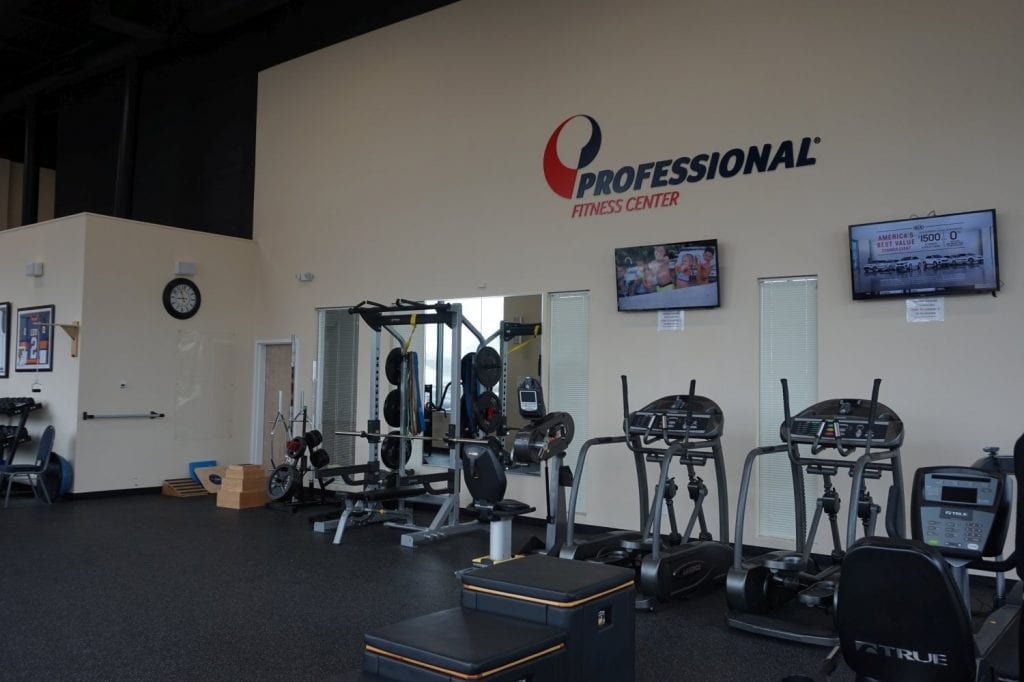 An image of equipment at our physical therapy clinic in Copiague, New York.