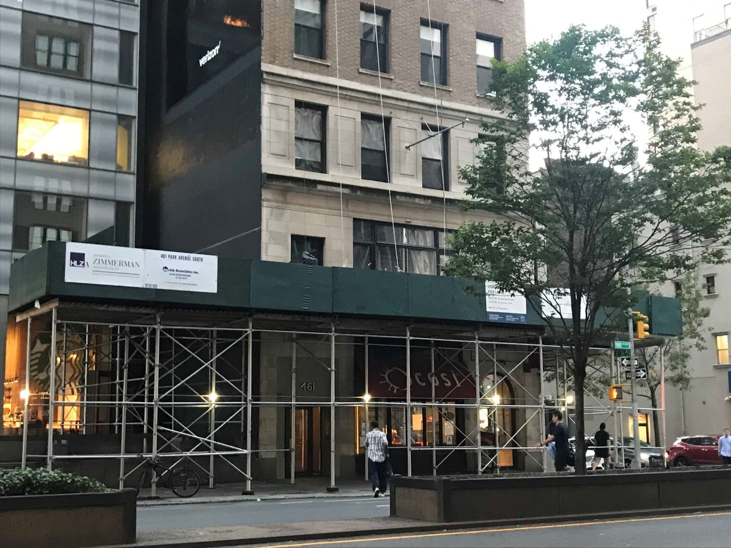 This is an image of the exterior of our physical therapy clinic in East Murray Hill, Manhattan, New York.