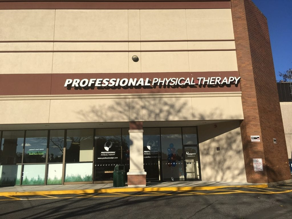 This is an image of the outside of our physical therapy clinic in Eastchester, New York.