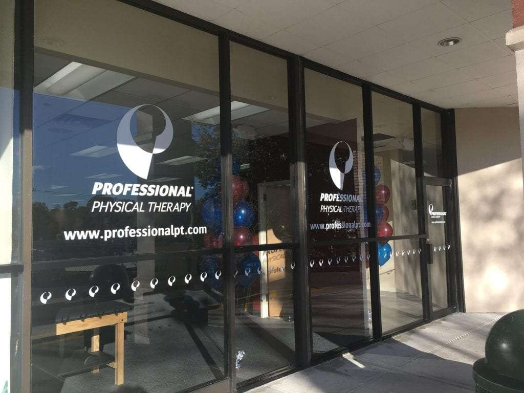 This is a photo of the entrance to our physical therapy clinic in Eastchester, New York.