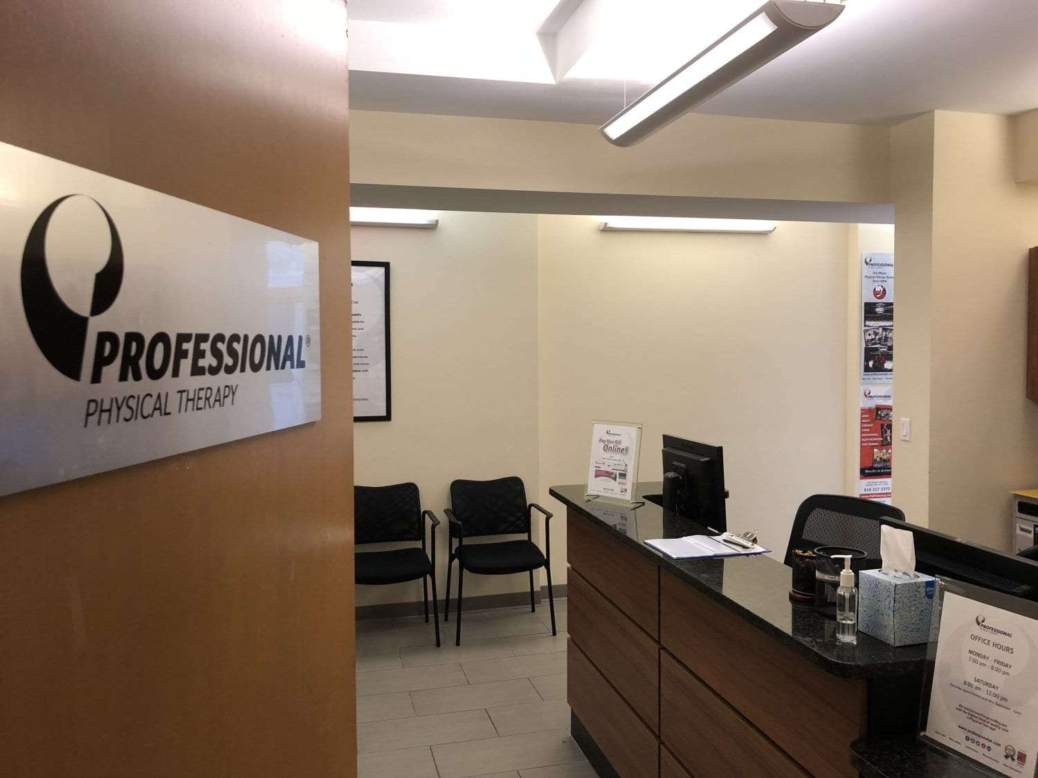 Professional Physical Therapy | NYC Manhattan East 77th St