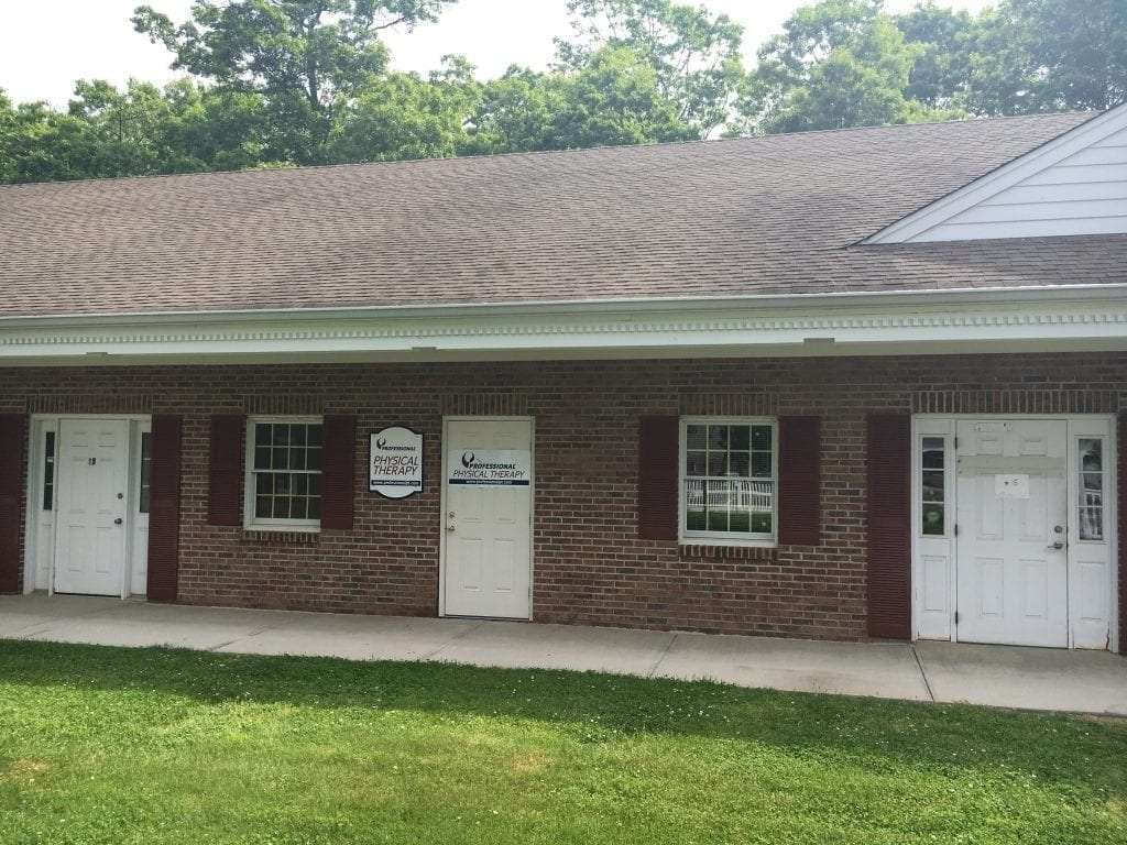 Here is an image of the exterior of our physical therapy clinic in Wading River, New Jersey.