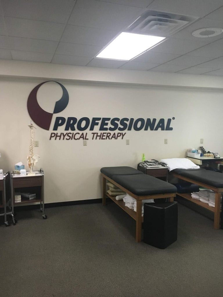 This is an image of the interior of our physical therapy clinic in Wading River, New Jersey.