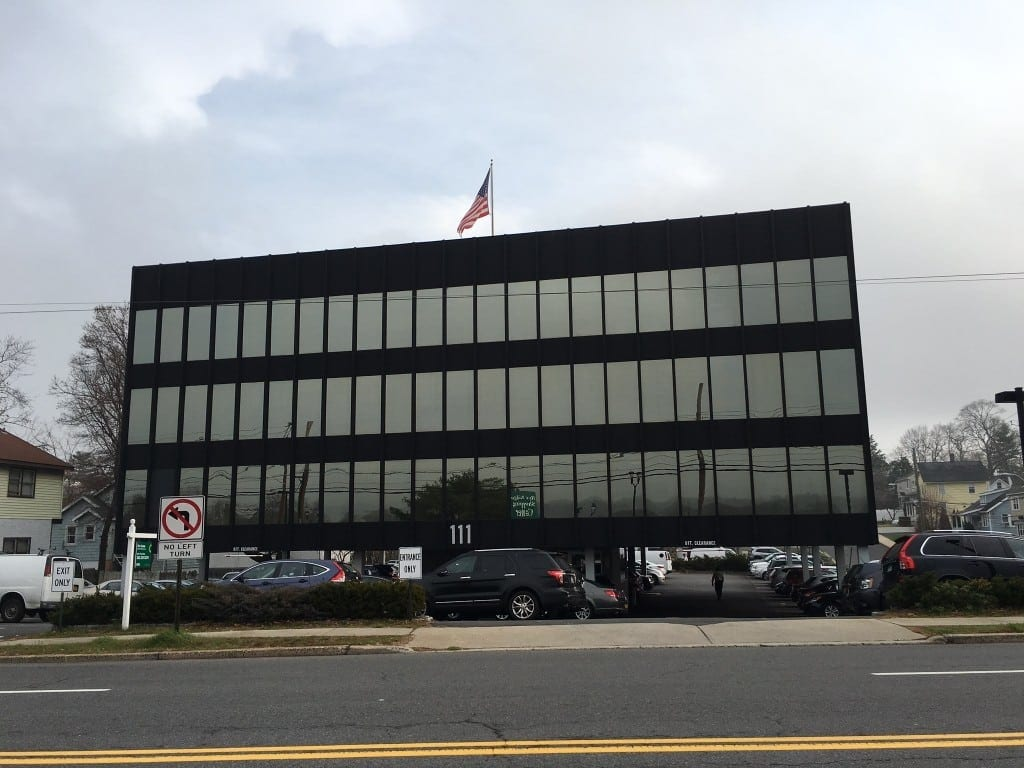 This is an image of the building our physical therapy clinic is in. The building is located in Rye Brook, New York.