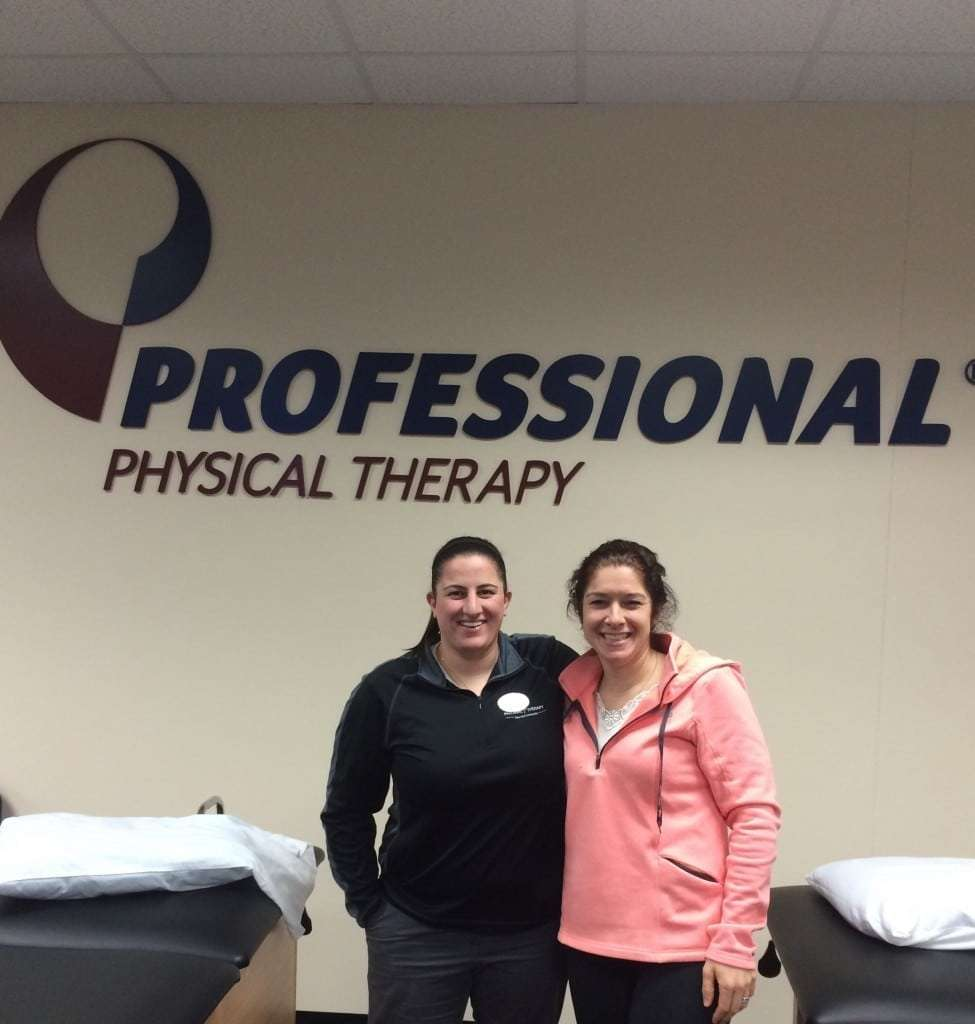 My Physical Therapist is a Miracle Worker