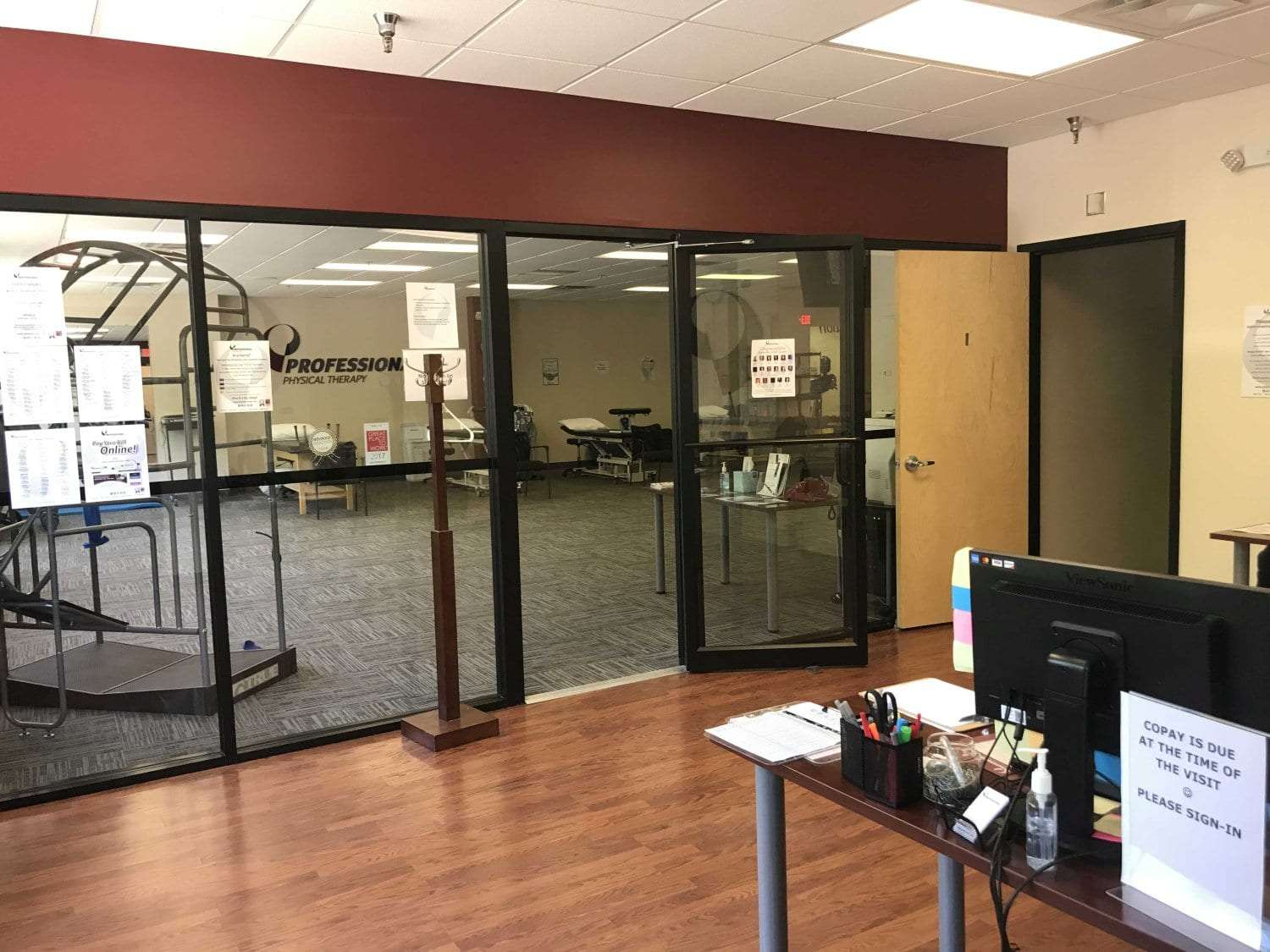 This is an image of our physical therapy clinic in Ridgefield, Connecticut.
