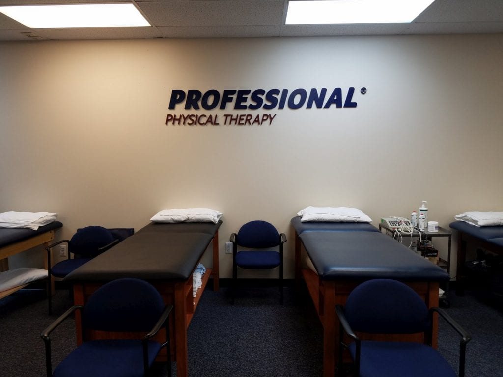 This is an image of the stretch beds in our physical therapy clinic in Rutherford, New Jersey.