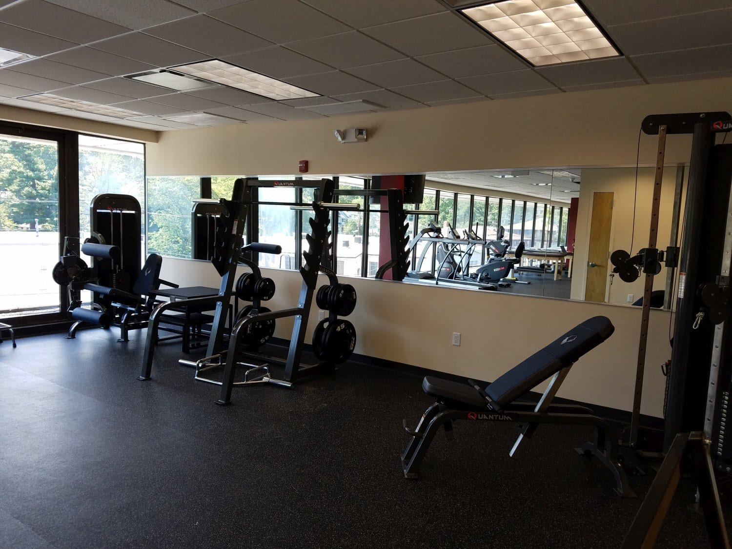 This is a photo of equipment at our physical therapy clinic in East Englewood, New Jersey.