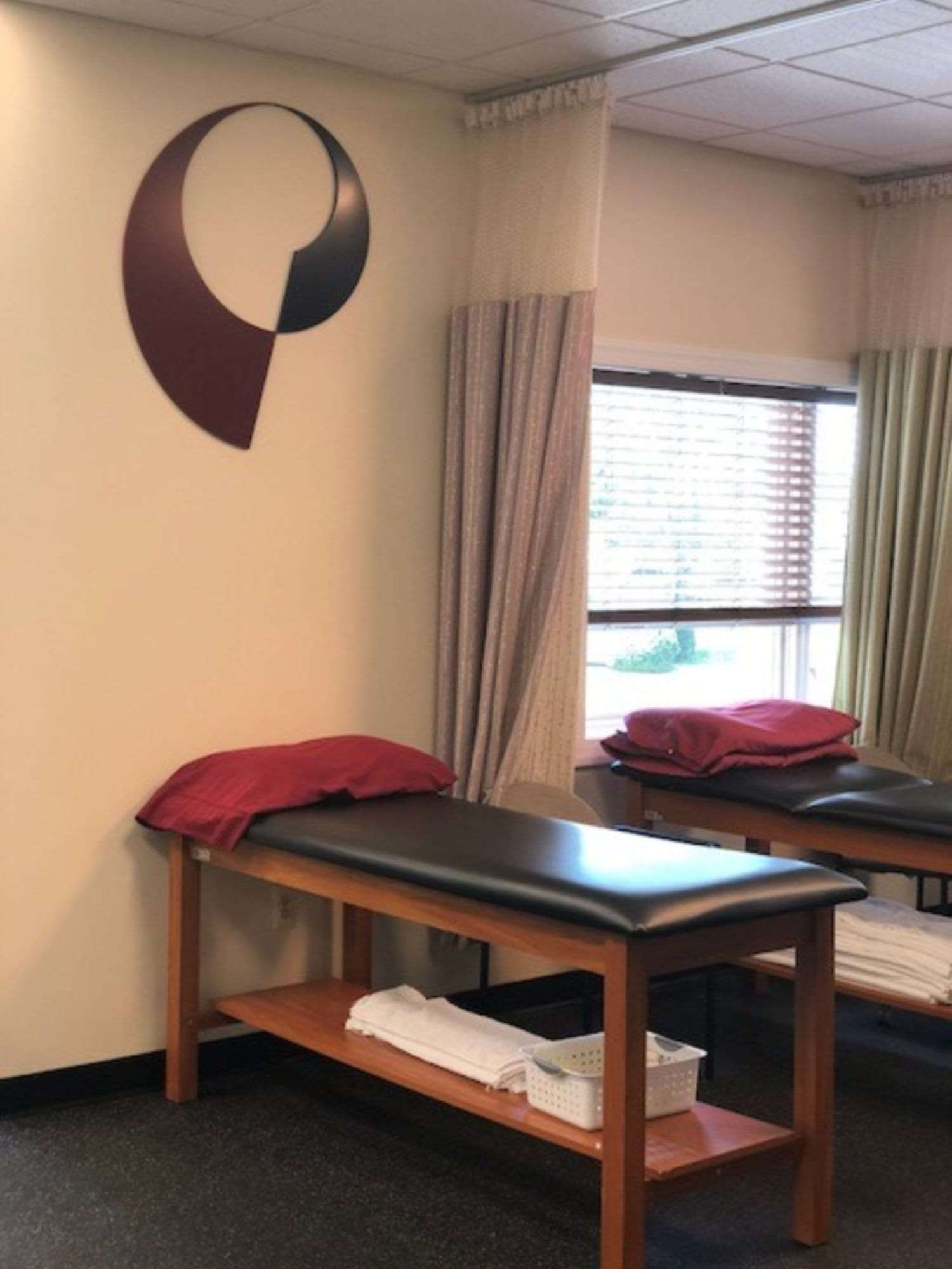 An image of the interior of our physical therapy clinic in Hazlet, New Jersey.