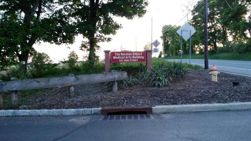 Here is a photo of the exterior sign at our physical therapy clinic in Newton, New Jersey.