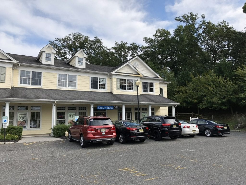 Here is an image of the outside of our physical therapy clinic in Spring Lake, New Jersey.