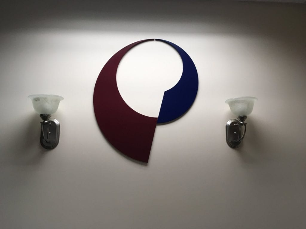 Here is an image of the Professional Physical Therapy logo at our clinic in Oradell, New Jersey.