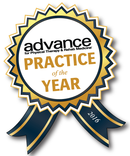 Professional Physical Therapy Receives Prestigious National Practice of the Year Award