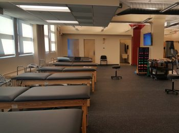 Here is an image of our well maintained physical therapy clinic. It is located in Manhattan, New York City in midtown west at West 52nd street.