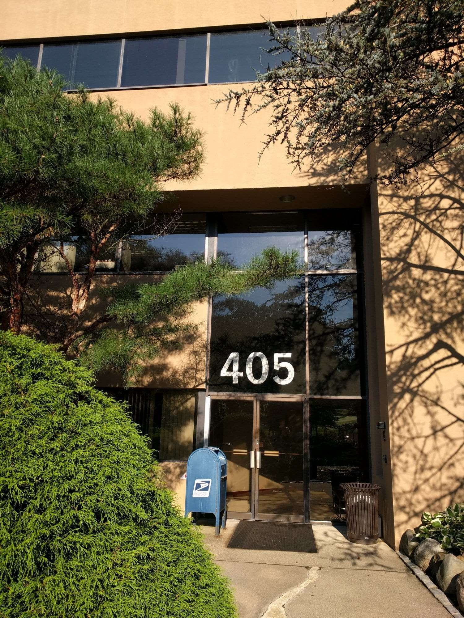 This is an image of the front entrance to our physical therapy clinic in West Orange New Jersey.