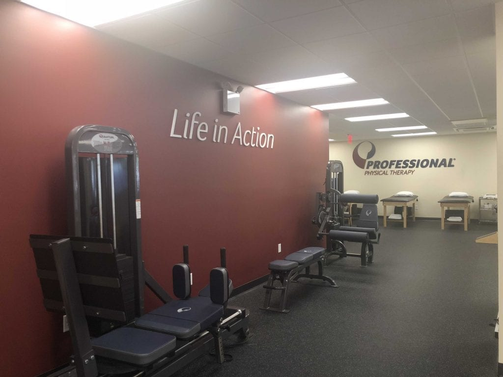 An image of the inside of our physical therapy clinic in lower Manhattan, New York City, at East Village.