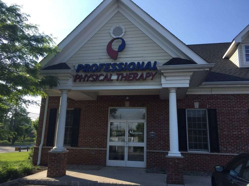Here is an exterior shot of our physical therapy clinic in South Plainfield, New Jersey.