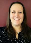photo of physical therapist and clinical director lauren rhoades at our newton new jersey physical therapy clinic