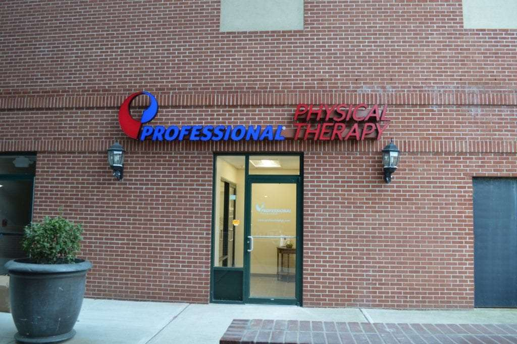 Here is a photo of the entrance to our physical therapy clinic in New Rochelle, New York.
