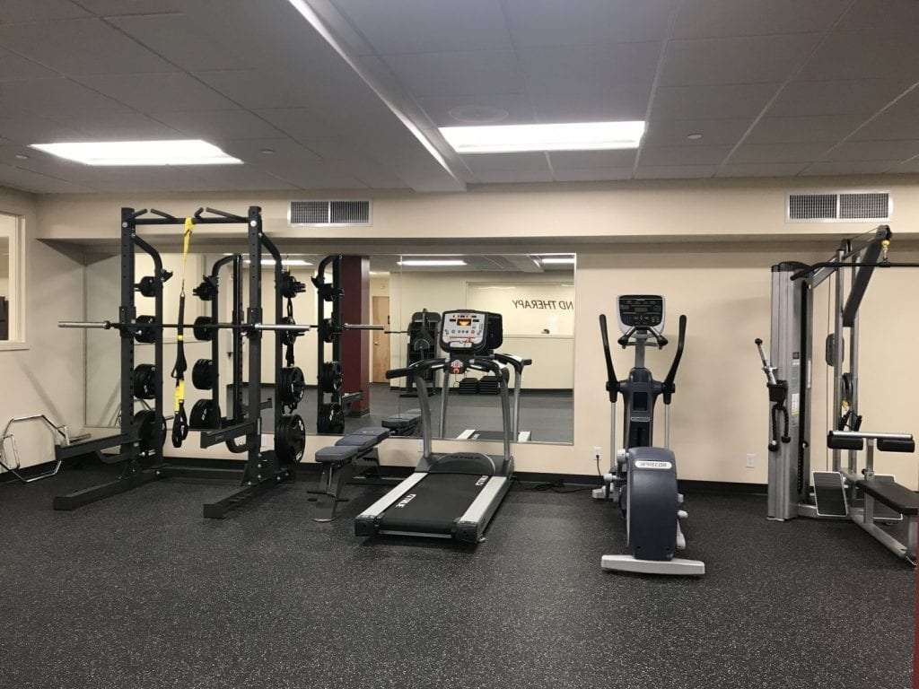 Here is a photo of the various equipment used in physical therapy at our clinic in New Rochelle, New York. These machines are great for increasing strength and flexibility.