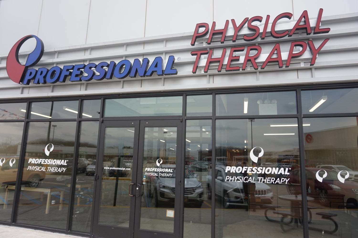 This is a shot of the exterior of our physical therapy clinic in Bronx, New York.