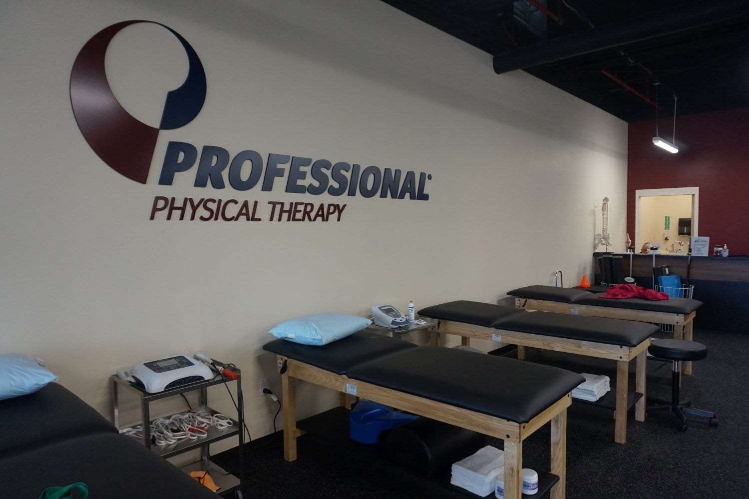 This is an image of the interior of our physical therapy clinic in Bronx, New York.