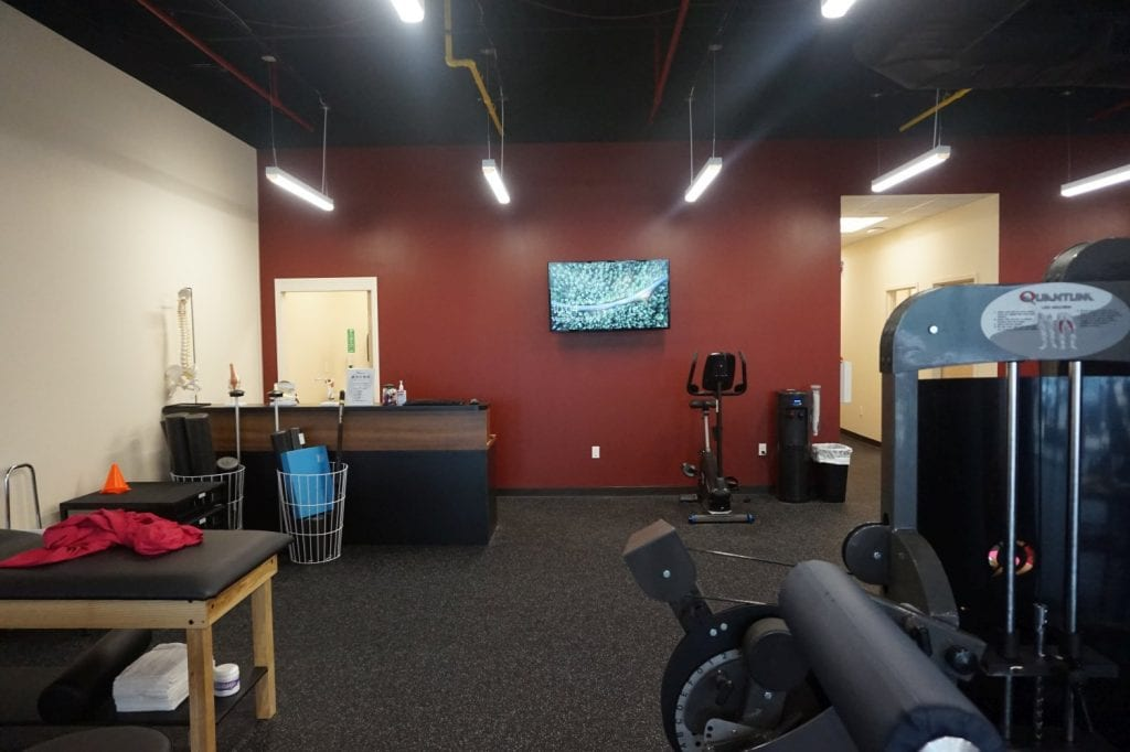 Check out the interior of our physical therapy clinic in Bronx, New York.