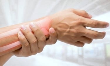 Wrirst & Hand Pain Treatment