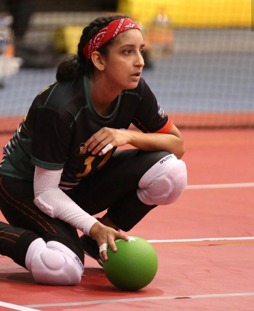 I competed in the World Dodgeball Championships in Mexico this past week and I've never played better