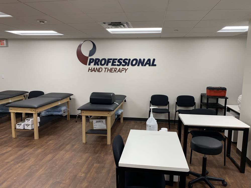 Interior of our Scarsdale, NY physical therapy and hand therapy clinic.