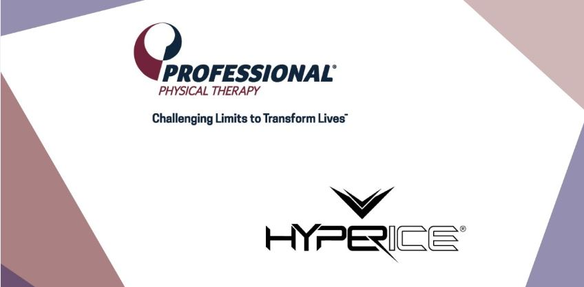 Professional Physical Therapy Introduces Hyperice!