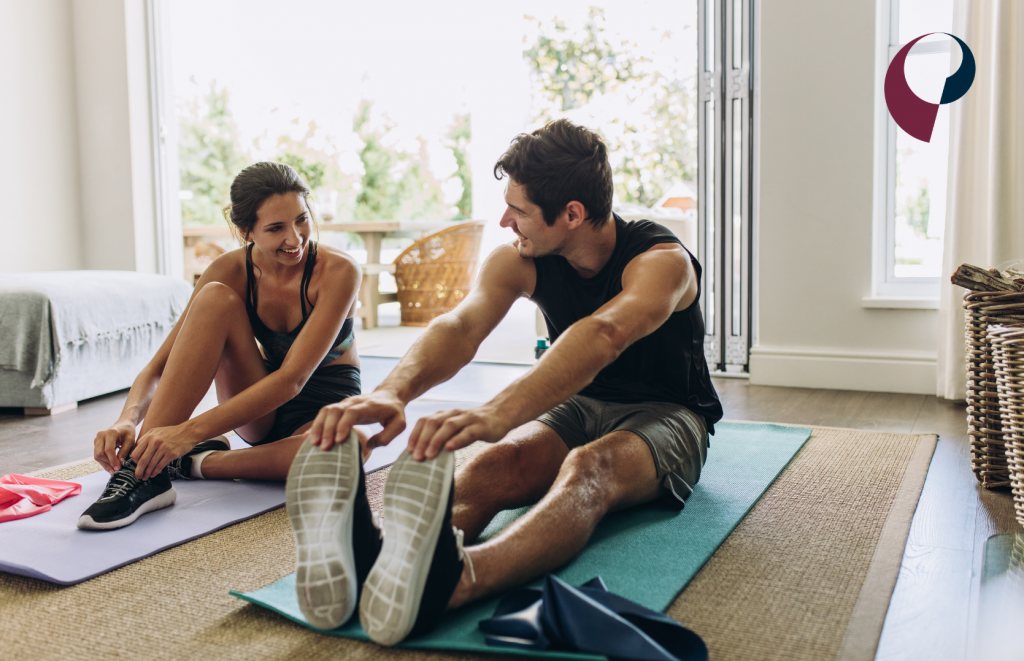 How to Exercise at Home the Right Way