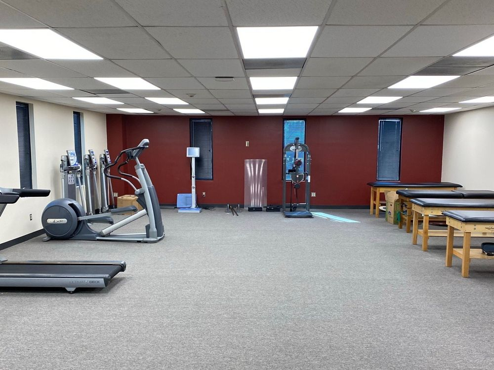Full view of our physical therapy clinic in Clark, New Jersey.