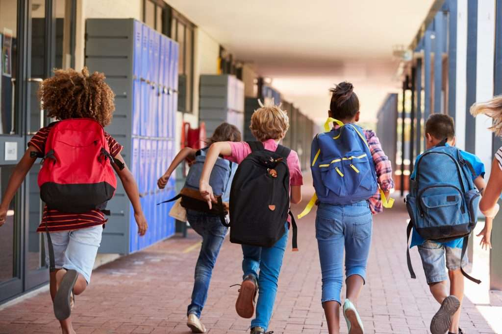 Get Your Kids Physically Ready for Back to School after Nearly a Year of Remote Learning