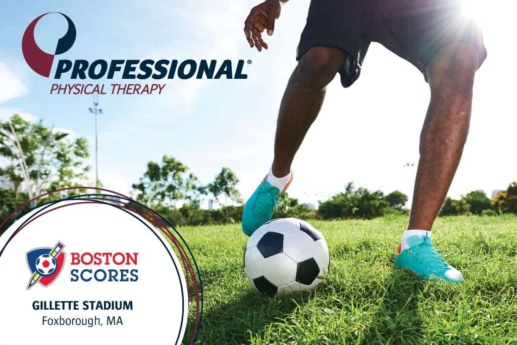 Professional Offers Treatment at 2021 Boston Scores Cup Fundraiser